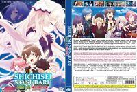 ANIME DVD Shichisei No Subaru(1-12End)English sub&All region + FREE CD