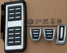 VW TOURAN 3 dal 2015 ORIGINALE Pedalset R-Line Pedali Pedale Tappi Pedale Pad CAPS