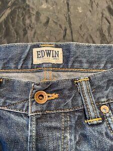 Men's Edwin jeans size 36/32