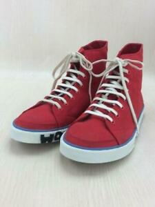 BALENCIAGA  40 Red Size US 7 From Japan Sneaker 0687