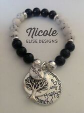 Silver Plated Natural Fashion Bracelets