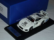 New 1:43 Looksmart Resin Handbuilt Porsche 935 Moby Dick Le Mans 911 Turbo GT2
