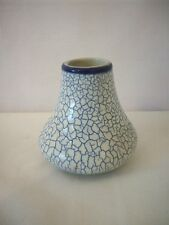 BRUSH MCCOY RARE 1920'S KRACKLE KRAFT 057K 3 INCH LITTLE VASE #E155