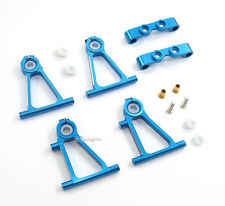 Alloy Front Lower + Upper Arm + Mount for Tamiya TT-01