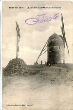 CP 59 NORD - Mont-des-Cats - Le Calvaire et le Moulin du XIIe siècle