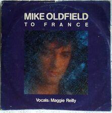 "MIKE OLDFIELD TO FRANCE b/w IN THE POOL 45 GIRI 7"" VIRGIN"