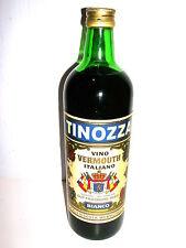TINOZZA Bianco  Vino Vermouth Italiano  Wermut Wein ca. 50 Jahte alt