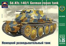 1/35 Aufklarungspanzer Sd.Kfz. 140/1 Tank Ark Models 35030 Models kits