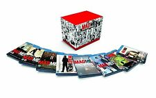 MAD MEN SEASONS 1-7 COMPLETE BOX SET BLU RAY SERIES 1 2 3 4 5 6 7