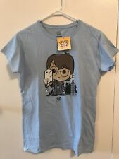 SALE! Harry Potter & Hedwig t-shirt in Large (NEW) from Funko HQ Grand Opening
