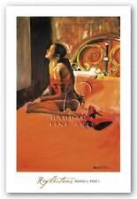 Reflections Daniel L Pore Fashion Art Print 20x30