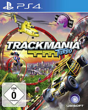 Playstation 4 Trackmania Turbo TM Deutsch Top Zustand