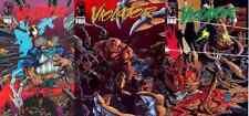 Violator #1-3 Complete Mini-Series Set -Alan Moore Story (Spawn)