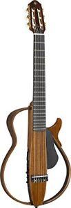 Yamaha silent guitar - nylon string SLG200NW