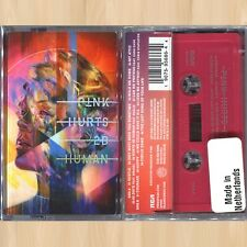 P!NK Hurts 2B Human EXCLUSIVE Red CASSETTE Love Me Anyway CHRIS STAPLETON   1105