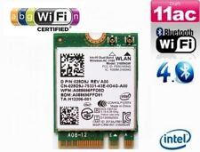 + Intel AC 3160 3160NGW 802.11ac Dual Band 5Ghz WLAN Bluetooth PCIe M.2 NGFF +