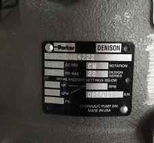 new parker pump PAVC100R4222