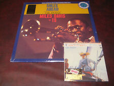 MILES DAVIS + 19 MILES AHEAD W/ GIL EVANS 180 GRAM CJ40784 LP + RARE JAPAN CD