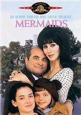 Mermaids DVD 1990 Cher R4 GC