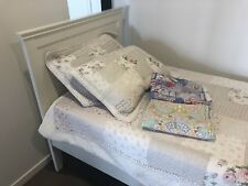 'Liberty of London' Hello Kitty + Bed Bath Table Single Quilt/Doona Sets x 3