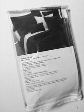 DKNY Pure Night Euro Sham Pillow Cover Sham NEW