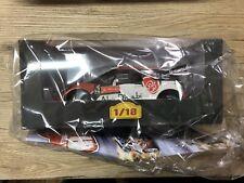 Citroen DS3 WRC 1:18