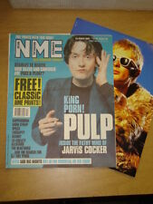 NME 1998 MAR 28 PULP JARVIS COCKER PULP SPACE THERAPY?