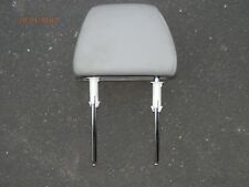 2005 BMW E60 525i Driver's Seat Power Adjust Headrest Gray