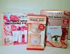 Shiseido The Best Sellers Set Ultimate Beauty Regimen, Benefiance Wrinkle Smooth