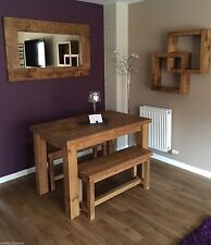 Handmade Solid Wood Kitchen & Dining Tables