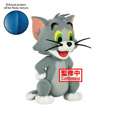 Tom and Jerry Fluffly Puffy (A:Tom) Disney character - Banpresto Figure