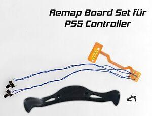 Easy Remapper gelötet   Remap Board für PS5   Dualsense   BDM-010   Paddle Set