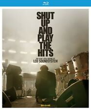 Shut Up and Play the Hits (2012, REGION A Blu-ray New) BLU-RAY/WS