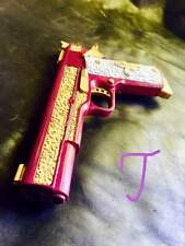 Joker Gun 3d printed from Suicide Squad , cosplay,replica