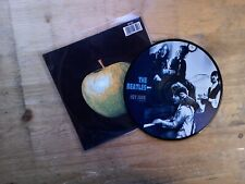 """The Beatles Hey Jude / Revolution 7"""" PICTURE DISC Excellent Vinyl Record RP 5722"""