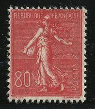France Scott #152, Single 1925 FVF MNH