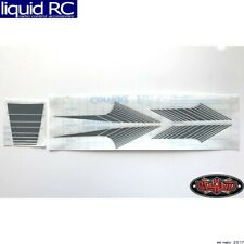 RC 4WD Z-B0213 RC4WD Classic Stripes for 1985 4Runner Sheet (Grey)