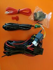 H11 Fog Light Wiring Harness &LED indicator Switch& Relay for Ford Focus Nissan