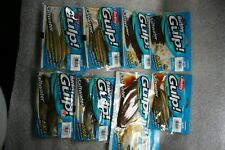 Assorted Berkley Gulp! Saltwater Fishing Lure See Picture For Details
