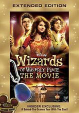Wizards of Waverly Place: The Movie (DVD,2009)