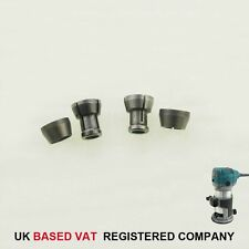 """SP10174814 Collet Chuck 3/8"""" 1/4"""" 6MM 8MM Fits Katsu, Makita Trimmer Spare"""