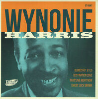 WYNONIE HARRIS - BLOODSHOT EYES (Roulette Version - Jiver) + 3 - R&B 4 track EP