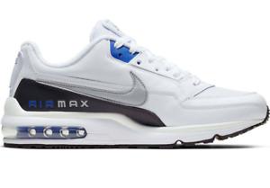 Nike Air Max LTD 3 (CW2649-100) Weiß Blau Mens Sneakers Trainers OVP NEU