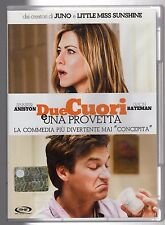 dvd DUE CUORI E UNA PROVETTA Jennifer ANISTON Jason BATEMAN