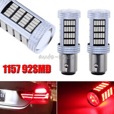 2X 92-4014SMD Red 1157 7528 2357 3496 LED Bulb Tail Stop Brake Turn Signal Light