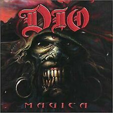 Magica by Dio (Heavy Metal) (CD, Mar-2000, Spitfire Records (USA))