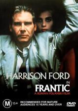 Frantic (Región 4 Australiano Edición DVD/Harrison Ford / Roman Polanski 1987)
