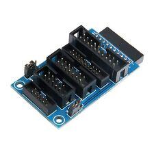 J-link Emulator V8 all-ARM JTAG Adapter Converter for TQ2440 MINI2440 CK