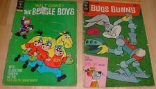GOLD KEY COMIC BOOK LOT OF 22 COMICS
