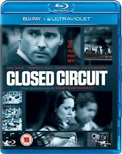 Closed Circuit (Blu-ray, 2014)  Brand new and sealed